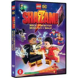 Lego DC Comics super héros : Shazam ! - Monstres et magie / Matt Peters, réal.   Peters, Matt. Metteur en scène ou réalisateur