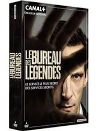 Bureau des légendes (Le) : Saison 1 / Hélier Cisterne, réal.. 01 | Cisterne, Hélier. Metteur en scène ou réalisateur