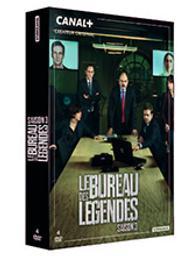 Bureau des légendes (Le) : Saison 3 / Hélier Cisterne, Eric Rochant, Antoine Chevrollier, réal.. 03 | Cisterne, Hélier. Metteur en scène ou réalisateur