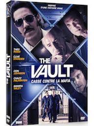 Vault : Casse contre la mafia / Tom DeNucci, réal.   DeNucci, Tom. Metteur en scène ou réalisateur. Scénariste