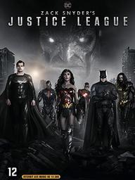 Justice league = Zack Snyder's Justice League / Zack Snyder, réal.. 02   Snyder, Zack (1966-....). Metteur en scène ou réalisateur. Antécédent bibliographique