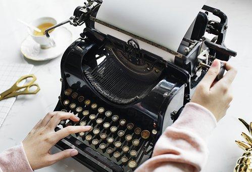 Type-in : les machines à écrire reprennent du service ! |